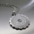 Esmaül Hüsna Gümüş Kolye,Allah'ın 99 İsmi Kolye